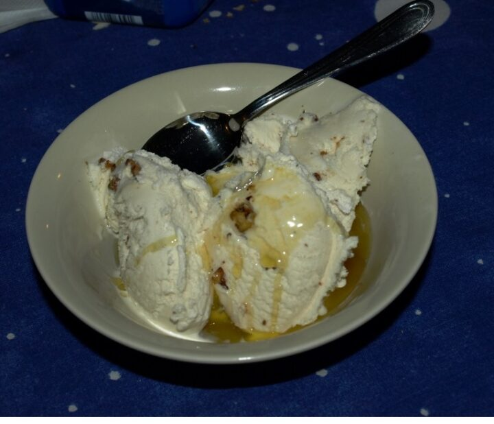 Olive Oil Ice Cream – wait, what?